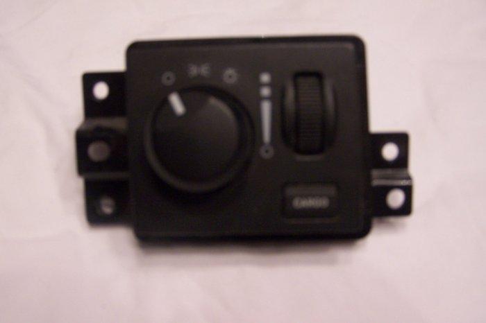 Dodge Ram headlight switch