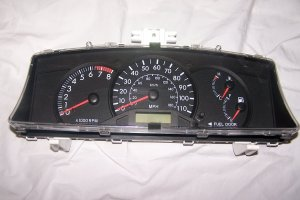 Toyota corolla cluster cage