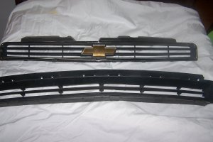 Chevy monte carlo front grill