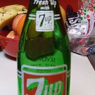 DECATUR IL 7 UP SEVEN UP BOTTLE 1955 YOU LIKE IT LIKES YOU FRESH UP DECATUR BOTTLING WORKS