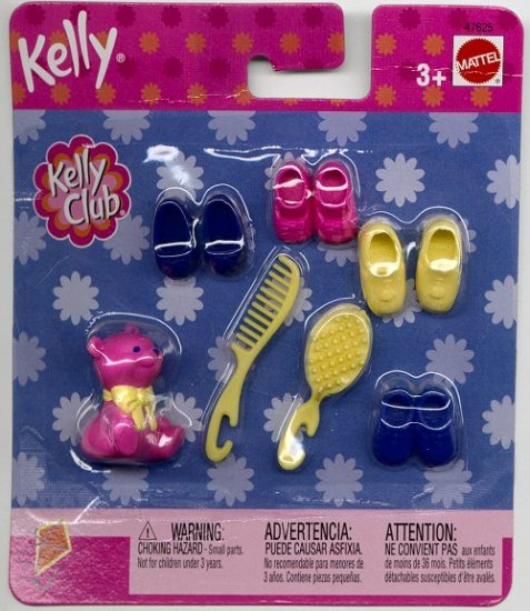 Kelly Club Accessories - Mint in Package
