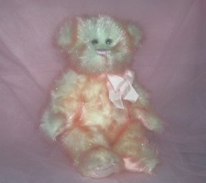 Wax Dipped Bear