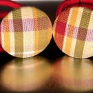 Just Plaid Ponytail Holders