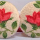 Rosebuds Ponytail Holders