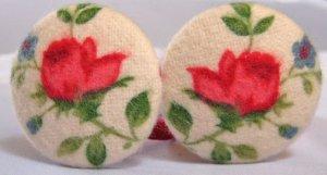 Rosebuds Ponytail Holders