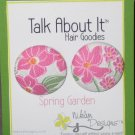 Spring Garden Hair Goodies