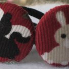 Skunks & Bunnies Ponytail Holders Hair Accessories