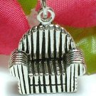 925 STERLING SILVER SOFA CHARM / PENDANT