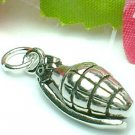 925 STERLING SILVER GRENADE CHARM / PENDANT