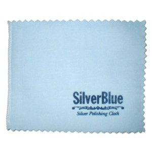 SILVERBLUE SILVER POLISHING CLOTH