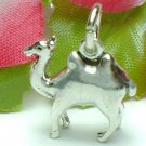 925 STERLING SILVER CAMEL CHARM / PENDANT