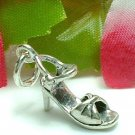 925 STERLING SILVER LADIES HIGH HEEL CHARM / PENDANT