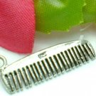 925 STERLING SILVER COMB CHARM / PENDANT