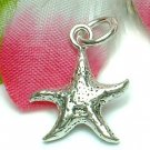 925 STERLING SILVER STARFISH CHARM / PENDANT
