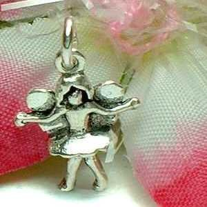 925 STERLING SILVER FAIRY CHARM / PENDANT