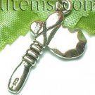 925 STERLING SILVER TOMAHAWK CHARM / PENDANT