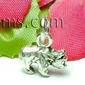 925 STERLING SILVER BABY BEAR CHARM / PENDANT