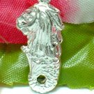 925 STERLING SILVER SINGAPORE ICON MERLION CHARM / PENDANT