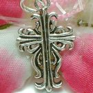 925 STERLING SILVER CELTIC CROSS CHARM / PENDANT