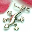 925 STERLING SILVER GECKO CHARM / PENDANT