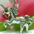 925 STERLING SILVER UNICORN CHARM / PENDANT