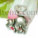 925 STERLING SILVER BUFFALO CHARM / PENDANT