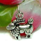 925 STERLING SILVER MOUNTAIN GOAT RAM CHARM / PENDANT
