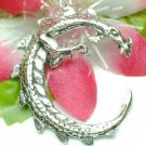925 STERLING SILVER MORTAL DRAGON CHARM / PENDANT