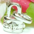 925 STERLING SILVER PADLOCK CHARM / PENDANT