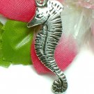 925 STERLING SILVER SEAHORSE CHARM / PENDANT