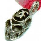925 STERLING SILVER SKULL CHARM / PENDANT