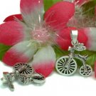 925 STERLING SILVER PENNY FARTHING BICYCLE (MOVE) CHARM