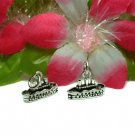 925 STERLING SILVER CRUISE SHIP CHARM / PENDANT
