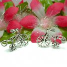 925 STERLING SILVER VELOCIPEDE HIGH WHEEL BICYCLE CHARM