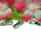 925 STERLING SILVER PICKUP TRUCK / LORRY CHARM PENDANT
