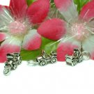 925 STERLING SILVER MINI JEEP CHARM / PENDANT #17