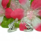 925 STERLING SILVER WIND SURFING MALE WIND SURFER CHARM