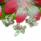 925 STERLING SILVER BUTTERFLY CHARM / PENDANT #8