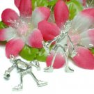 STERLING SILVER FIDO DIDO WIF 7-UP (MOVE) CHARM PENDANT