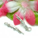 925 STERLING SILVER RIFFLE CHARM / PENDANT #2