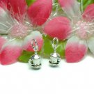 925 STERLING SILVER CUP AND SAUCER CHARM / PENDANT