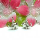 925 STERLING SILVER BABY ELEPHANT CHARM / PENDANT #72