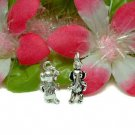 925 STERLING SILVER ELEPHANT CHARM / PENDANT #105