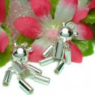 925 STERLING SILVER ROBOT (MOVABLE) CHARM / PENDANT