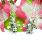 925 STERLING SILVER LITTLE BOY (MOVABLE) CHARM PENDANT