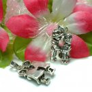 STERLING SILVER BOY AND GIRL (MOVABLE) CHARM / PENDANT