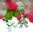 925 STERLING SILVER CLOWN (MOVABLE) CHARM / PENDANT