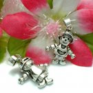 925 STERLING SILVER LITTLE GIRL (MOVE) CHARM PENDANT #7