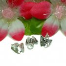 925 STERLING SILVER BUTTERFLY CHARM / PENDANT #27
