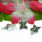 925 STERLING SILVER BUTTERFLY CHARM / PENDANT #19